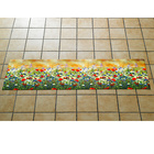 """Küchenteppich """"Blumenwiese"""", 52 x 190 cm"""