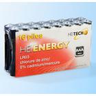 16 Micro-Batterien AAA
