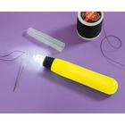 LED-Nadeleinfädler