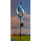 Solar-Stecker blau