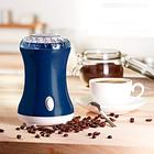 Kaffeemühle elektrisch blau