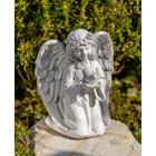 Engel mit Friedenstaube