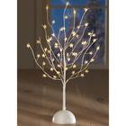 LED-Lichterbaum mit Sternen
