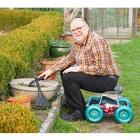 Rollsitz/Gartenwagen