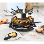 Multi-Raclette 3-in-1, 15-tlg.