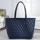 Shopping-Tasche dunkelblau