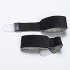 Kupfer-Zehenbandagen schwarz