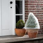 Pflanzen-Winterschutz Vlieshauben, 6er-Set