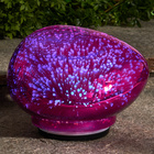 LED-Leuchtstein pink