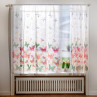 "Vorhang ""Schmetterlinge"" 140 x 140 cm"