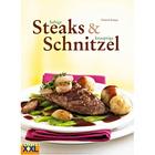 "Buch ""Saftige Steaks & knusprige Schnitzel"""