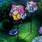 """Solar-Stecker """"Schmetterlinge"""""""