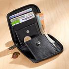 Geldbörse mit RFID schwarz