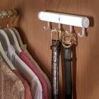 LED-Hakenleiste mit Bewegungsmelder