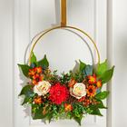 Metallhänger mit Blüten Casa Bonita