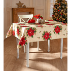 """Tischdecke """"Weihnachtsstern"""" Casa Bonita, 130 x 160 cm"""