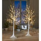 LED-Baum weiß