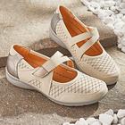 """Schuh """"Sandy"""" beige"""
