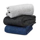 Diabetiker-Socken marine/hellgrau/schwarz, 3 Paar